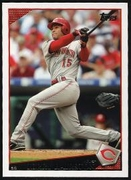 2009 Topps Jerry Hairston Baseball Card