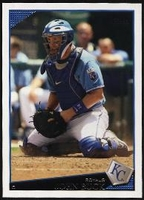 2009 Topps John Buck Baseball Card