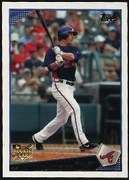 2009 Topps Jordan Schafer Baseball Card