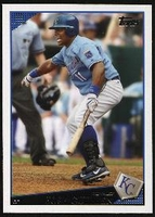 2009 Topps Jose Guillen Baseball Card
