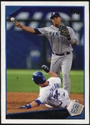 2009 Topps Jose Lopez Baseball Card