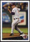 2009 Topps Kelly Johnson Baseball Card