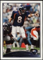 2009 Topps Kyle Orton NFL Football Card