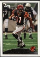 2009 Topps Laveranues Coles NFL Football Card