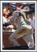 2009 Topps Matt Kemp Baseball Card