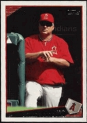 2009 Topps Mike Scioscia Manager Baseball Card
