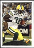2009 Topps Nick Collins NFL Football Card