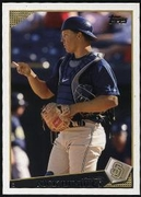 2009 Topps Nick Hundley Baseball Card