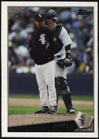 2009 Topps Ozzie Guillen White Sox Manager Baseball Card
