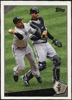 2009 Topps Paul Konerko Baseball Card