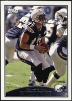 2009 Topps Philip Rivers NFL Football Card