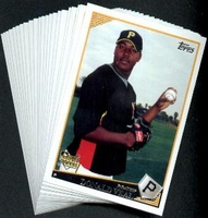 2009 Topps Pittsburgh Pirates Baseball Cards Team Set