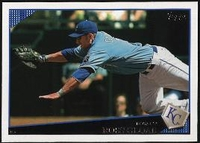 2009 Topps Ross Gload Baseball Card