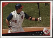 2009 Topps Ryan Garko Baseball Card