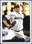 2009 Topps Ryan Rowland-Smith Baseball Card