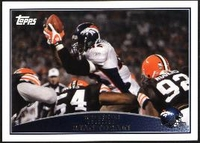 2009 Topps Ryan Torain NFL Football Card