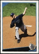 2009 Topps Scott Kazmir Baseball Card