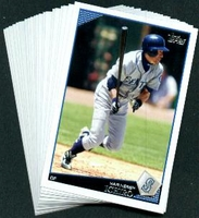 2009 Topps Seattle Mariners Baseball Cards Team Set