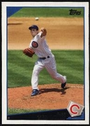 2009 Topps Ted Lilly Baseball Card