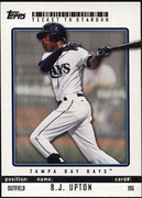 2009 Topps Ticket to Stardom B.J. Upton Baseball Card