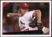 2009 Topps Todd Wellemeyer Baseball Card
