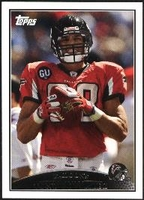 2009 Topps Tony Gonzalez NFL Football Card