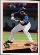 2009 Topps Trevor Crowe Rookie Baseball Card