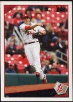 2009 Topps Troy Glaus Baseball Card