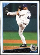 2009 Topps Troy Percival Baseball Card