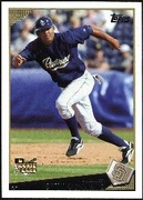 2009 Topps Will Venable Rookie Baseball Card
