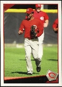 2009 Topps Willy Taveras Baseball Card