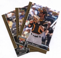 2009 Upper Deck First Edition Pittsburgh Pirates Baseball Cards Team Set