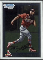 2010 Bowman Chrome Prospects Tommy Pham Baseball Card