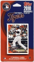2010 Detroit Tigers Topps MLB Factory Baseball Cards Team Set