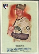 2010 Topps Allen and Ginter Adam Moore Rookie Baseball Card