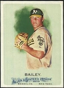 2010 Topps Allen and Ginter Andrew Bailey Baseball Card