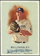2010 Topps Allen and Ginter Chad Billingsley Baseball Card