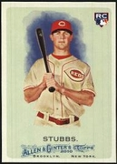 2010 Topps Allen and Ginter Drew Stubbs Rookie Baseball Card