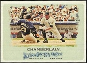 2010 Topps Allen and Ginter Joba Chamberlain Baseball Card