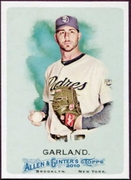 2010 Topps Allen and Ginter Jon Garland SP Baseball Card