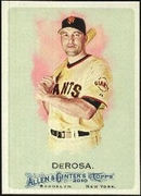 2010 Topps Allen and Ginter Mark DeRosa Baseball Card