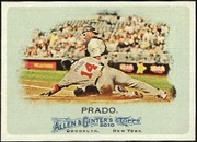 2010 Topps Allen and Ginter Martin Prado Baseball Card