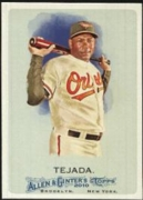 2010 Topps Allen and Ginter Miguel Tejada Baseball Card