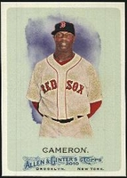 2010 Topps Allen and Ginter Mike Cameron Baseball Card