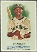 2010 Topps Allen and Ginter Milton Bradley Baseball Card