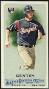 2010 Topps Allen and Ginter Mini A and G Back Craig Gentry Baseball Card
