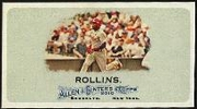 2010 Topps Allen and Ginter Mini A and G Back Jimmy Rollins Baseball Card
