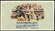 2010 Topps Allen and Ginter Mini A and G Back Joba Chamberlain Baseball Card