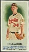 2010 Topps Allen and Ginter Mini A and G Back Kevin Millwood Baseball Card