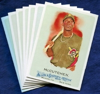 2010 Topps Allen and Ginter Pittsburgh Pirates Baseball Card Team Set